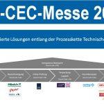 Erste Online-CEC-Messe erfolgreich umgesetzt