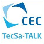 CEC startet mit der TecSa-TALK-Reihe