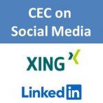 CEC goes Social Media