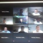 Neue Vorstandschaft auf der Online-Mitgliederversammlung 2020 gewählt