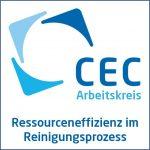 """CEC-Arbeitskreis """"Ressourceneffizienz im Reinigungsprozess"""" gestartet"""